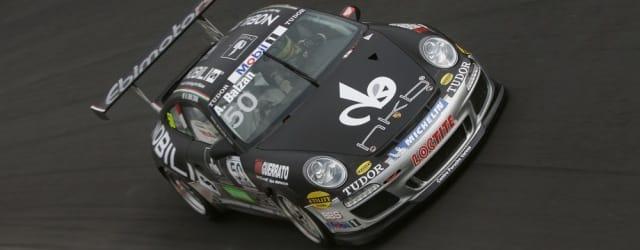 Alessandro Balzan - Photo Credit: Porsche AG