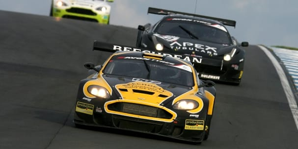 Beechdean Motorsport (Photo Credit: SRO)