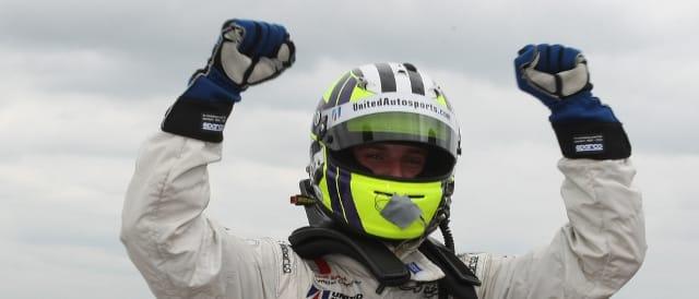 Matt Bell (Photo Credit: United Autosports)