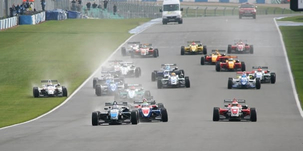 Formula Three, Donington Park (Photo Credit: Adam Pigott Photography)