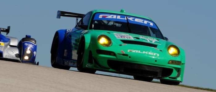Team Falken Tire - Photo Credit: Porsche