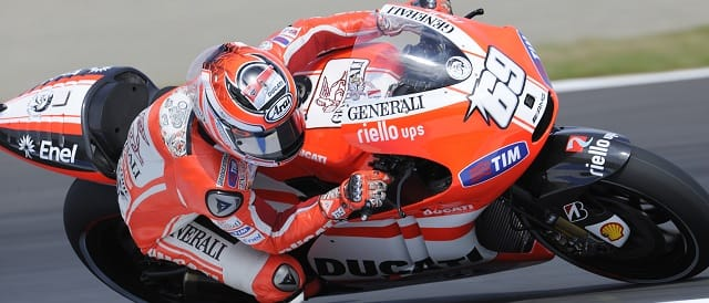 Nicky Hayden - Photo Credit: Bridgestone Motorsport