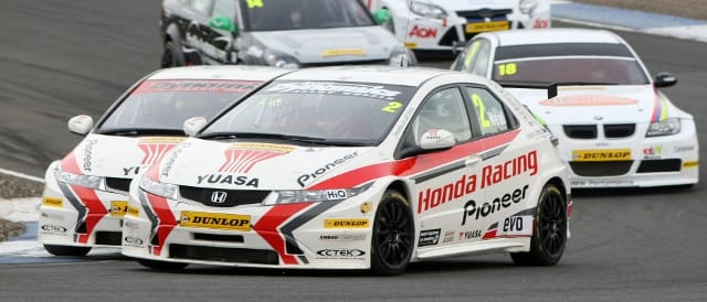 Honda Racing Team (Photo Credit: British Touring Car Championship)
