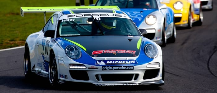 Stephen Jelley - Photo Credit: Porsche