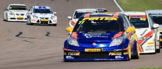 Andrew Jordan (Photo Credit: Pirtek Racing)