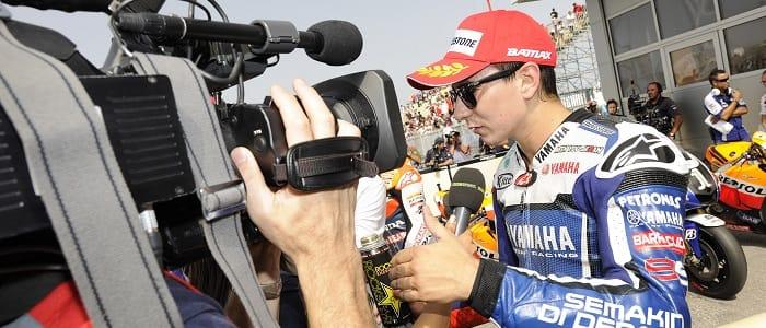Jorge Lorenzo - Photo Credit: Bridgestone Motorsport