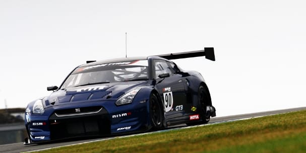 Nissan GTR GT3 (Photo Credit: Chris Enion)