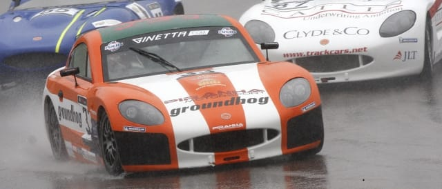 Piranha Motorsport, Ginetta Challenge (Photo Credit: Jakob Ebrey Photography)