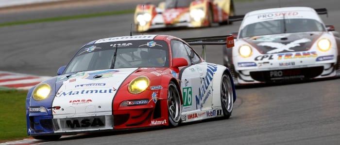 IMSA Performance Matmut - Photo Credit: Porsche