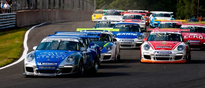 Carrera Cup GB pack - Photo Credit: Porsche