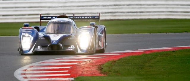 No.7 Peugeot 908, 6 Hours of Silverstone - Photo Credit: Peugeot Sport