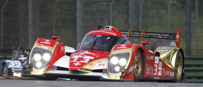 Photo Credit: Rebellion Racing