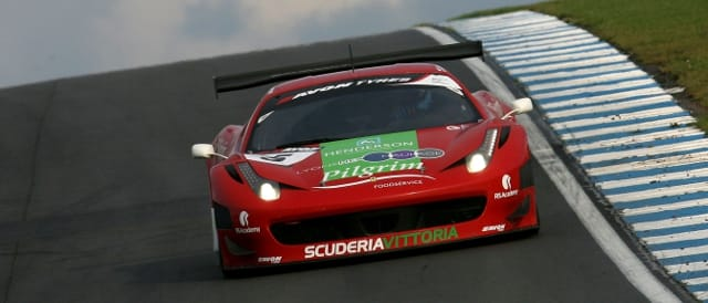 Scuderia Vittoria (Photo Credit: SRO)