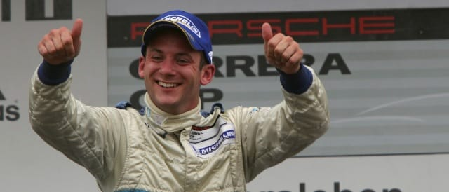 Nick Tandy has extended his points lead in the Porsche Carrera Cup Deutschland with victory in the penultimate race of the season at Oschersleben. The Briton's advantage lies at 12...