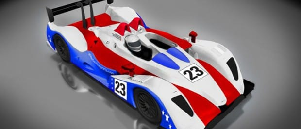 United Autosports LMP (Image Credit: United Autosport)