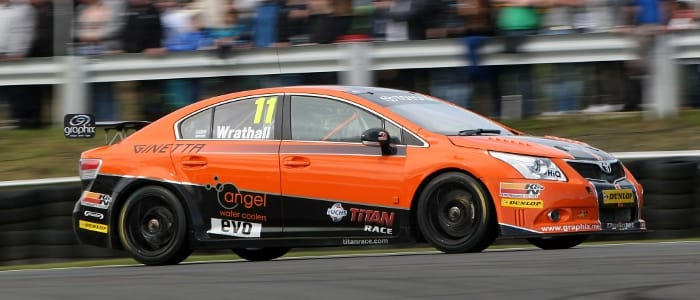 Frank Wrathall - Photo Credit: Toyota GB