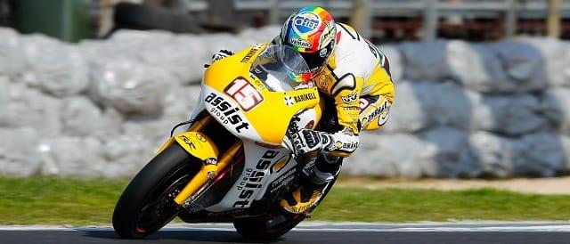 Alex de Angelis - Photo Credit: MotoGP.com