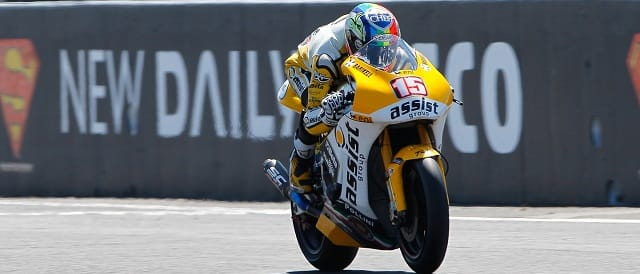 Alex de Angelis - Photo Credit: MotoGP.com