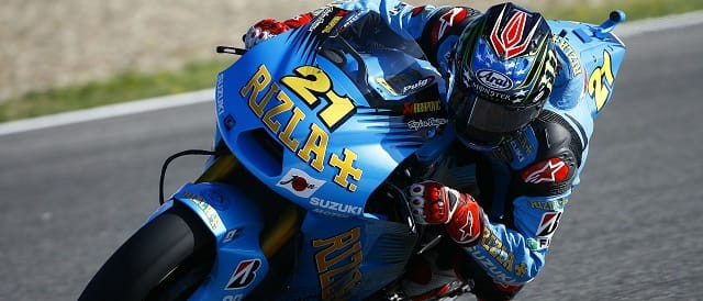 John Hopkins - Photo Credit: Suzuki Racing