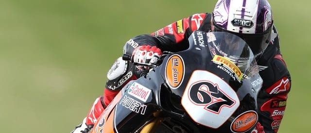 Shane 'Shakey' Byrne - Photo Credit: Honda Racing