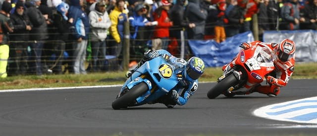 Alvaro Bautista - Photo Credit: Suzuki Racing