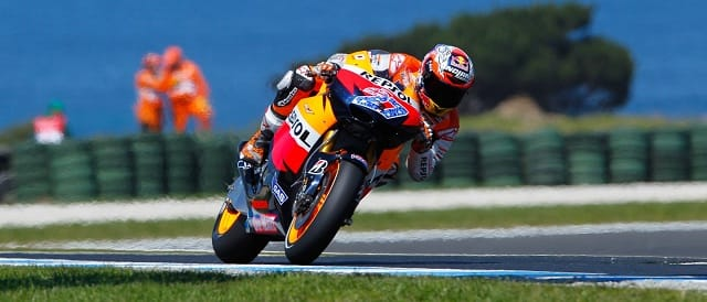 Casey Stoner - Photo Credit: MotoGP.com