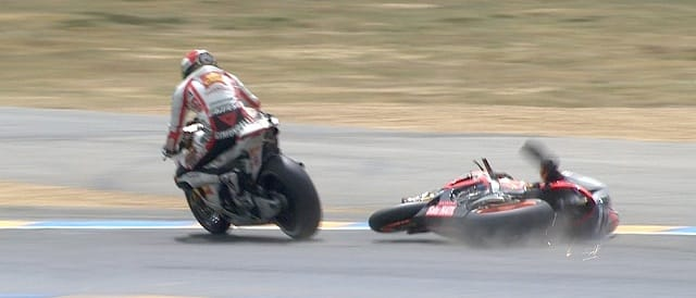 Marco Simoncelli & Dani Pedrosa - Photo Credit: MotoGP.com