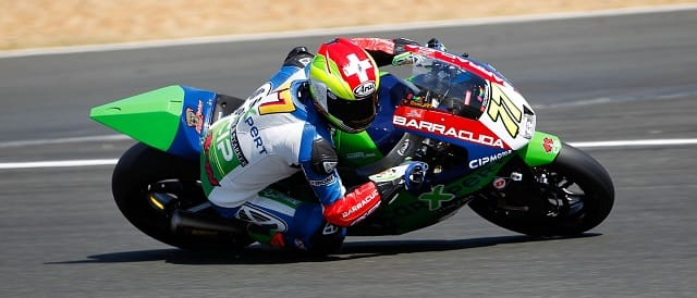 Dominique Aegerter - Photo Credit: MotoGP.com