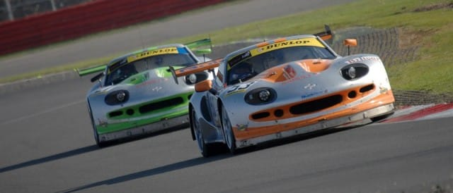The two Topcats Racing Marcos Mantis (Photo Credit: Chris Gurton Photography)