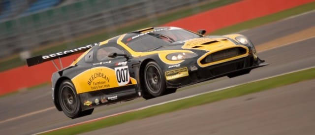 Beechdean Motorsport Aston Martin DBRS9 (Photo Credit: Chris Gurton Photography)