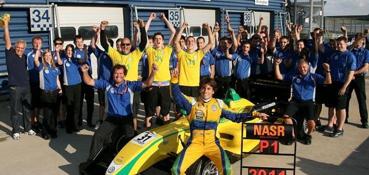 Felipe Nasr (BRA) Carlin Dallara Volkswagen - Photo Credit: SRO