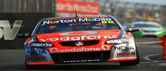 Car #88 Gold Coast 600 Photo credit: TeamVodafone