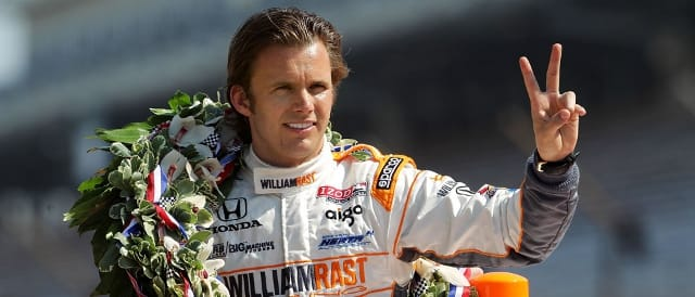 Dan Wheldon Was A Popular Figure - Photo Credit: Nick Laham/Getty Images
