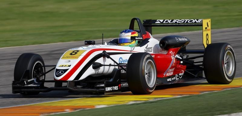 Roberto Merhi (ESP) - Prema Powerteam - Photo Credit: F3Euroseries.com