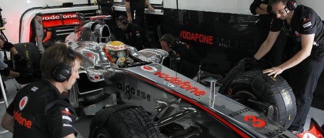 Lewis Hamilton - Photo Credit: Vodafone McLaren Mercedes