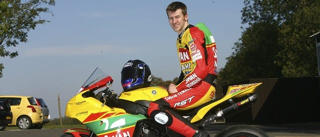Ian Hutchinson - Photo Credit: Isle of Man TT