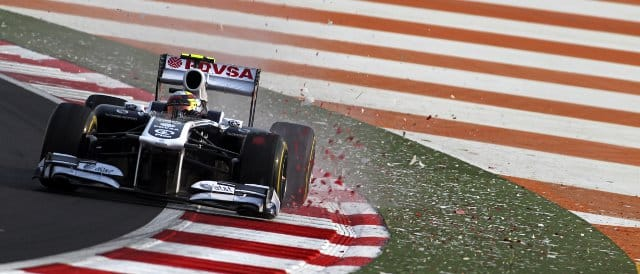 Pastor Maldonado - Photo Credit: Lorenzo Bellanca/LAT Photographic