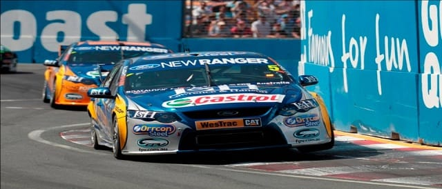 Mark Winterbottom Gold Coast 600 Photo Credit: V8 Supercars Media