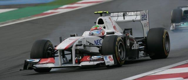 Sergio Perez - Photo Credit: Sauber Motorsport AG