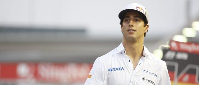 Daniel Ricciardo - Photo Credit: HRT