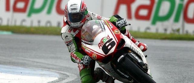Michael Rutter - Photo Credit: Rapid Solicitors-Bathams Ducati