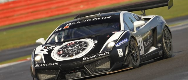 Blancpain-Reiter Lamborghini (Photo Credit: VIMAGES/Fabre)