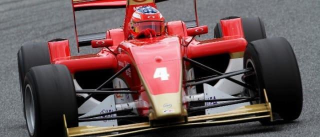 Mirko Bortolotti - Photo Credit: FIA Formula Two Championship