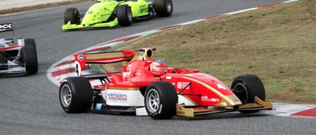 Mirko Bortolotti - Photo Credit: FIA Formula Two Championship