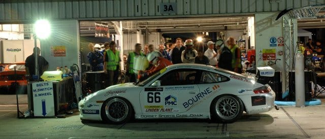 Porsche 996 - Photo Credit: Chris Gurton Photography