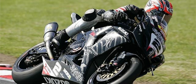 Josh Brookes - Photo Credit: Suzuki Racing