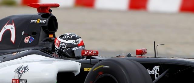 Albert Costa (Photo Credit: Renault Sport)