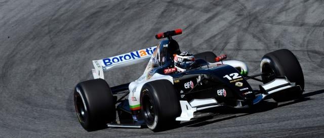 Albert Costa drove for Epic Racing this season (Photo Credit: Renault Sport)