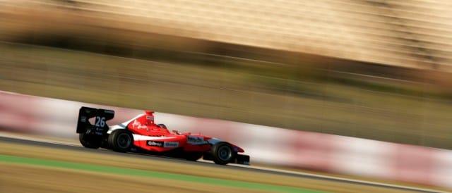 Mitch Evans - Photo Credit: Drew Gibson/GP3 Series Media Service