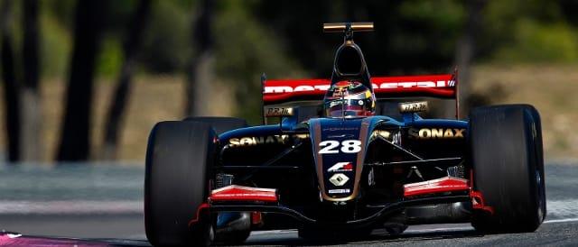 Brendon Hartley (Photo Credit: Renault Sport)